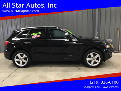 2011 Audi Q5 for sale at All Star Autos, Inc in La Porte IN