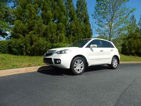 2010 Acura RDX for sale in Greenville, SC