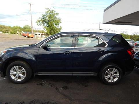 2016 Chevrolet Equinox for sale in Taylors, SC