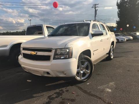 2011 Chevrolet Avalanche for sale in Taylors, SC