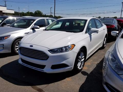 2014 Ford Fusion for sale in Taylors, SC