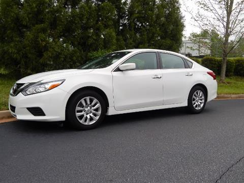 2016 Nissan Altima for sale in Taylors, SC