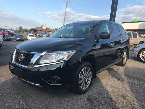 2013 Nissan Pathfinder for sale in Taylors, SC