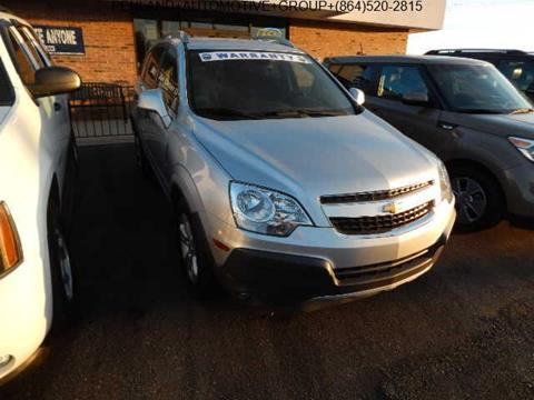 2014 Chevrolet Captiva Sport for sale in Taylors, SC