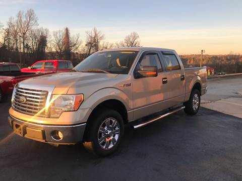 2010 Ford F-150 for sale in Taylors, SC