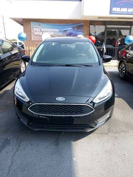 2018 Ford Focus for sale in Taylors, SC