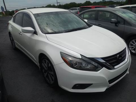 2017 Nissan Altima for sale in Taylors, SC