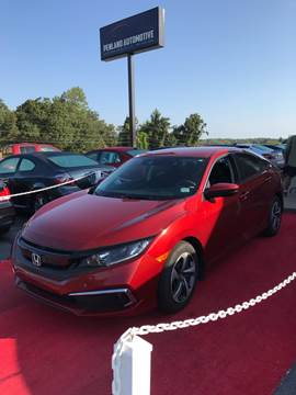 2019 Honda Civic for sale in Taylors, SC