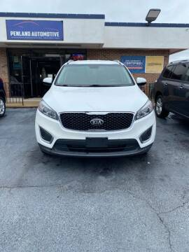 2016 Kia Sorento for sale at Penland Automotive Group in Taylors SC