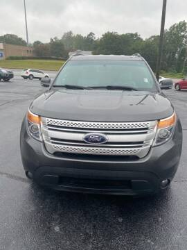2015 Ford Explorer for sale at Penland Automotive Group in Taylors SC