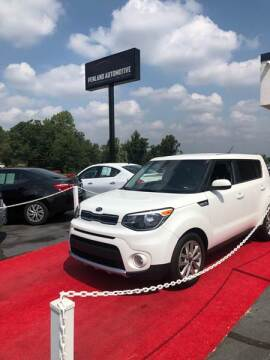 2018 Kia Soul for sale at Penland Automotive Group in Taylors SC