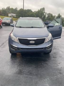 2016 Kia Sportage for sale at Penland Automotive Group in Taylors SC