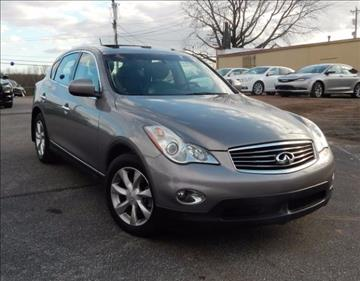 2010 Infiniti EX35 for sale in Taylors, SC