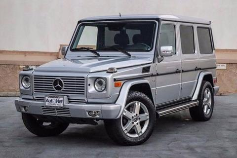 2008 Mercedes-Benz G-Class for sale in Woodland Hills, CA