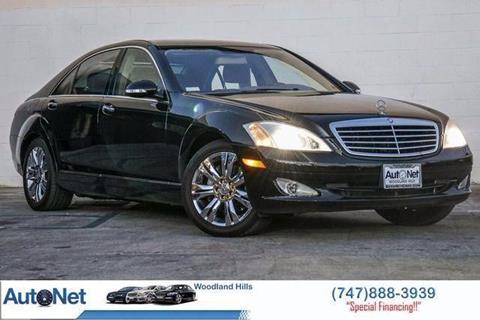 2009 Mercedes-Benz S-Class for sale in Woodland Hills, CA