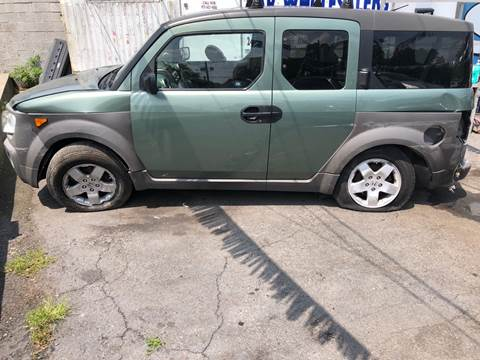 2004 Honda Element for sale at G&K Consulting Corp in Fair Lawn NJ