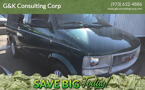 1999 GMC Safari for sale in Fair Lawn, NJ