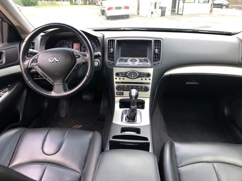 2007 Infiniti G35 4dr Sedan (3.5L V6 5A) - Fair Lawn NJ