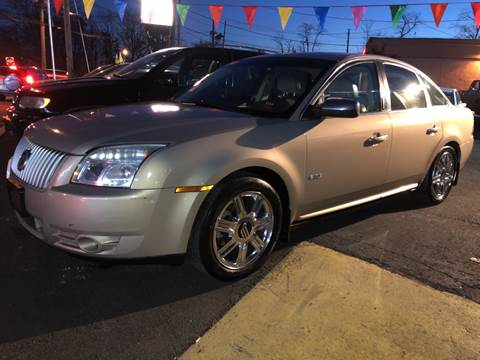 2008 Mercury Sable Premier for sale at G&K Consulting Corp in Fair Lawn NJ