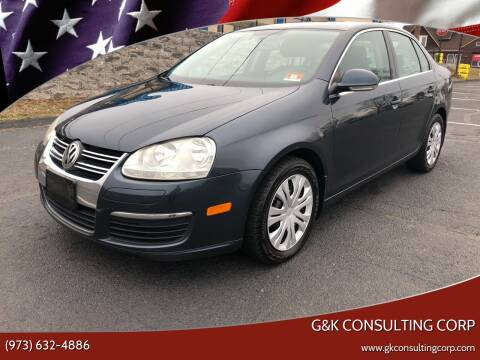 2006 Volkswagen Jetta TDI for sale at G&K Consulting Corp in Fair Lawn NJ