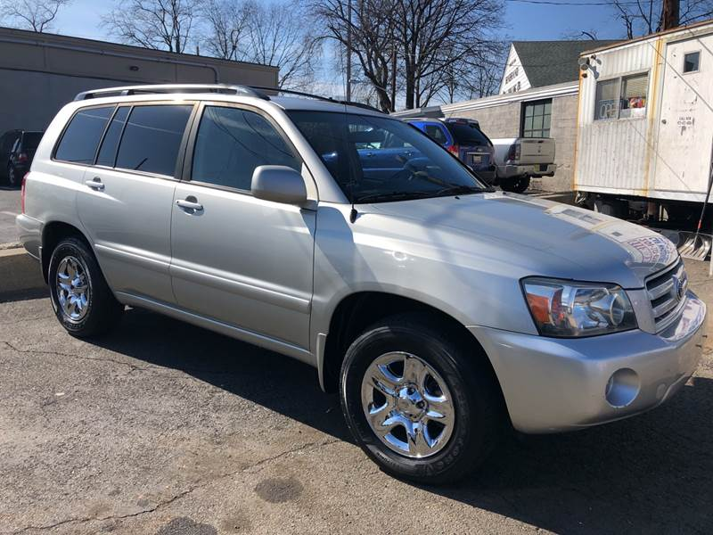 2004 Toyota Highlander AWD 4dr SUV - Fair Lawn NJ
