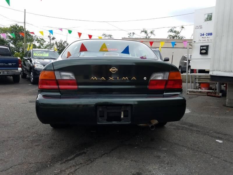 1996 Nissan Maxima GXE 4dr Sedan - Fair Lawn NJ