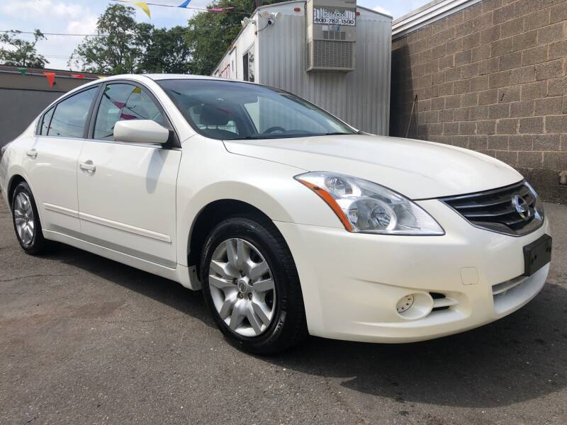 2010 Nissan Altima 2.5 S 4dr Sedan - Fair Lawn NJ