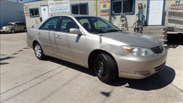 2003 Toyota Camry for sale in Marrero, LA