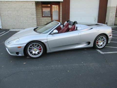 Ferrari 360 price