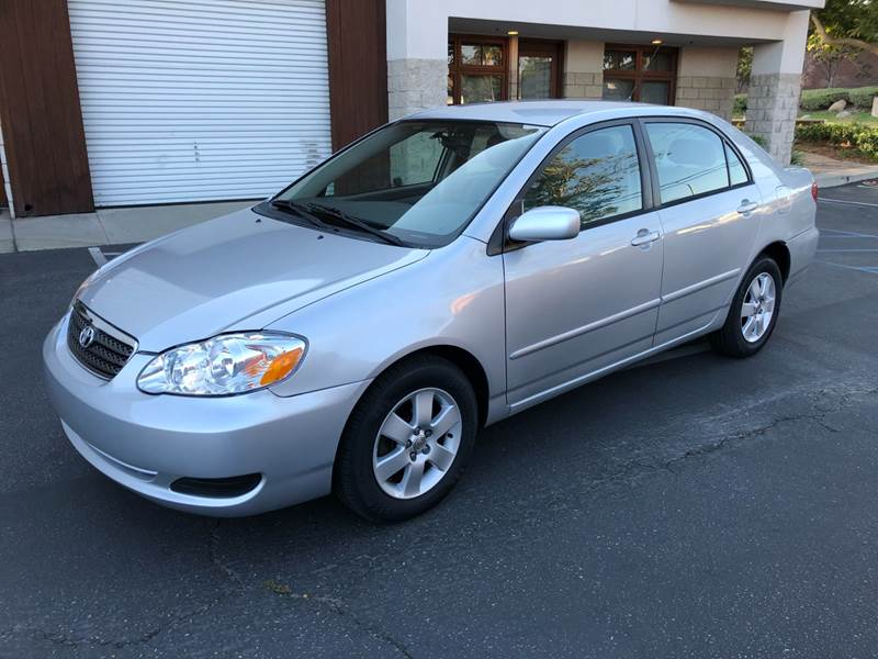 2005 Toyota Corolla For Sale At Inland Valley Auto In Upland CA