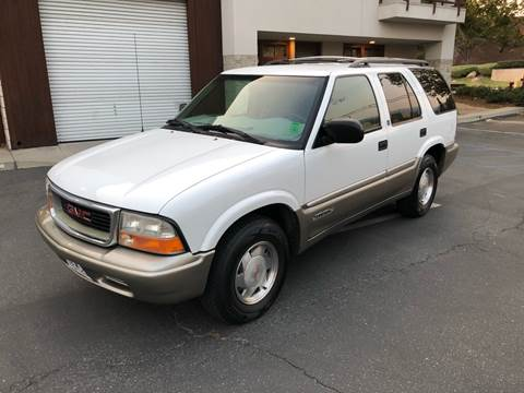 2000 GMC Jimmy for sale in Upland, CA