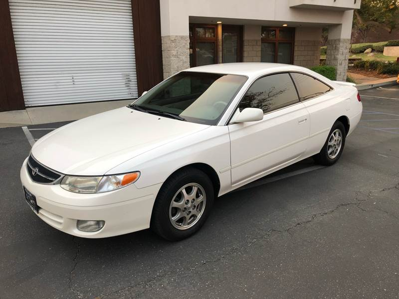 2001 Toyota Camry Solara For Sale At Inland Valley Auto In Upland CA