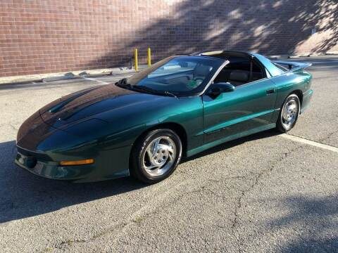 1994 Pontiac Firebird for sale at Inland Valley Auto in Upland CA