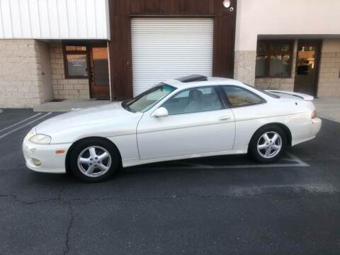 1999 Lexus SC 300 for sale at Inland Valley Auto in Upland CA