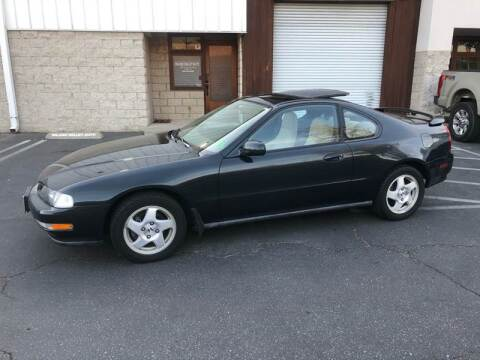 1995 Honda Prelude for sale at Inland Valley Auto in Upland CA