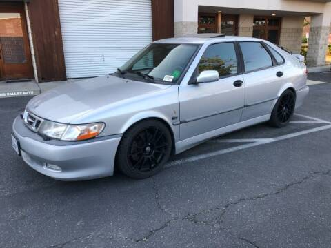 2000 Saab 9-3 for sale at Inland Valley Auto in Upland CA