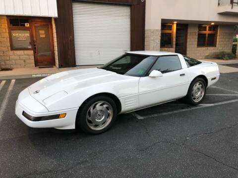 1993 Chevrolet Corvette for sale at Inland Valley Auto in Upland CA