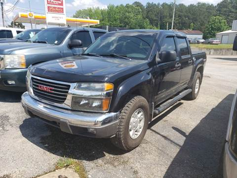 2005 GMC Canyon for sale in Huntingdon, TN