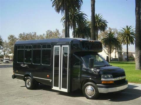 2007 Chevrolet Limousine party bus for sale #