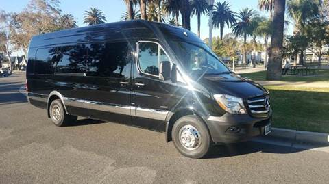 2016 Mercedes-Benz Sprinter for sale in Los Angeles, CA