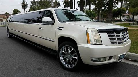 2007 200 -Inch Stretch Cadillac Escalade Limousine for Sale for sale in Los Angeles, CA