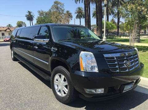 2007 Cadillac 100 inch Escalade ESV for sale in Los Angeles, CA