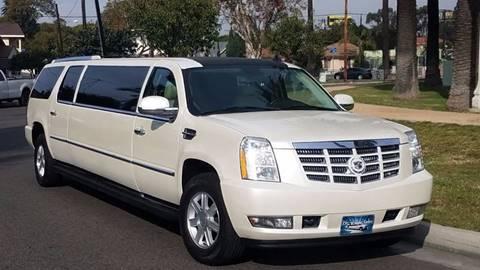 2007 Cadillac Escalade ESV for sale in Los Angeles, CA