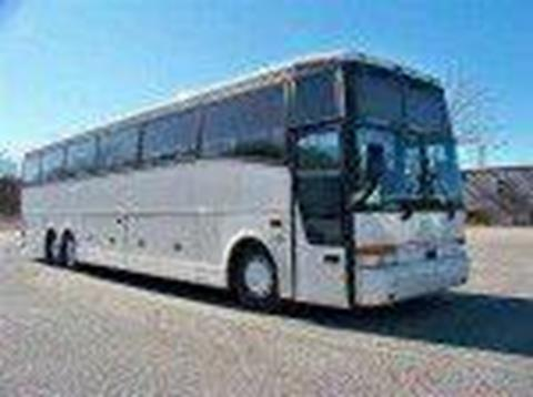 1998 VANHOOL T2145 Party Bus for Sale for sale in Los Angeles, CA