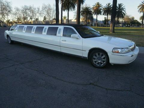 2007 Lincoln Town Car for sale in Los Angeles, CA