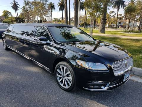 2018 Lincoln Continental for sale in Los Angeles, CA