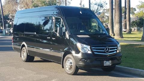 2017 Mercedes-Benz Sprinter Cab Chassis for sale in Los Angeles, CA