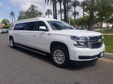 2015 Chevrolet Tahoe for sale in Los Angeles, CA