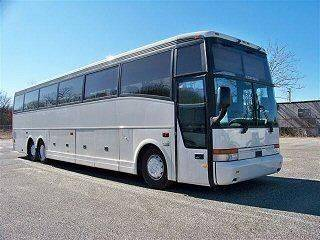 1998 Van Hool Limo Party for sale at American Limousine Sales in Los Angeles CA