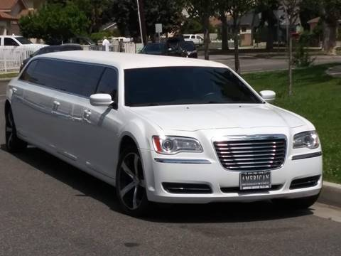 Limousine For Sale >> 2013 Chrysler 300 For Sale In Los Angeles Ca